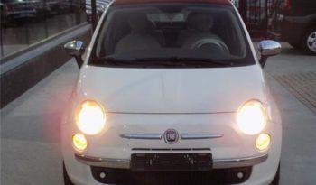 Fiat 500C 1.3 Multijet Cabrio (2010) complet