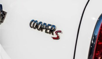MINI Cooper S Countryman 1.6i ALL4 plein