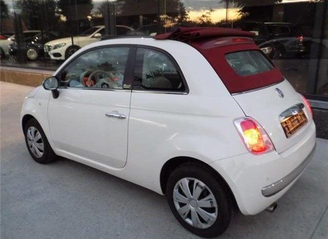 Fiat 500C 1.3 Multijet Cabrio (2010) plein