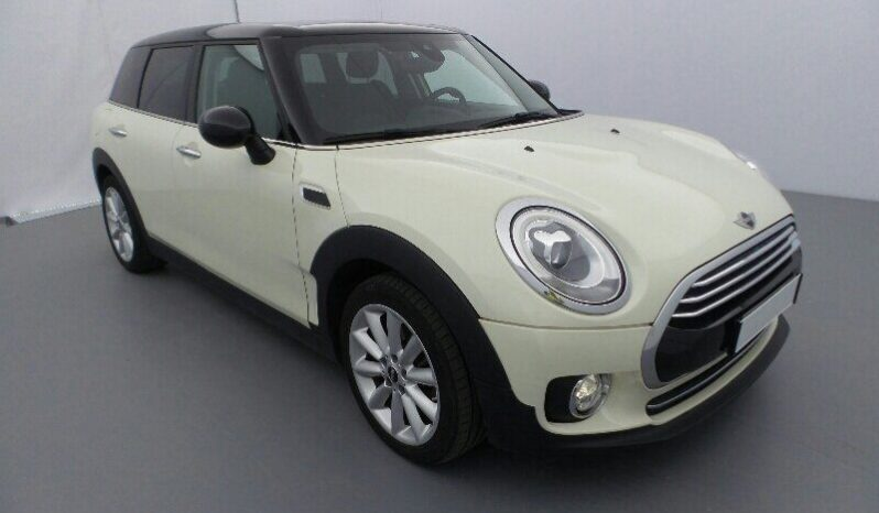 MINI CLUBMAN COOPER D 150 CH FINITION CHILI plein