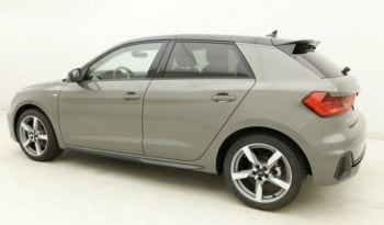 Audi A1 30 TFSi 116 Sportback Black Line Edition + LED + Virtual Cockpit complet