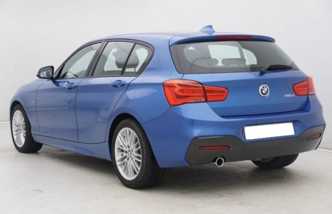 BMW 1 116d M-Sport + GPS + LED Headlights complet