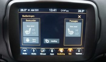 Jeep Renegade 1.3 GSE 150 Automaat Limited + GPS + FULL LED + ALU18 complet