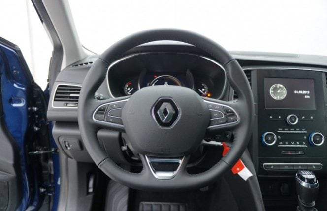 Renault Megane TCe 115 Limited Luxury complet